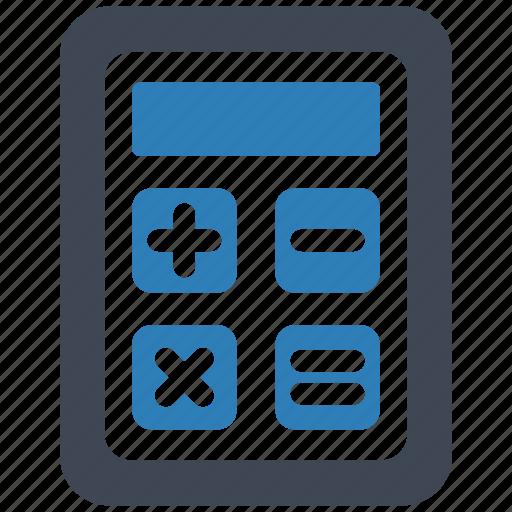 Calculation, calculator, finance icon - Download on Iconfinder