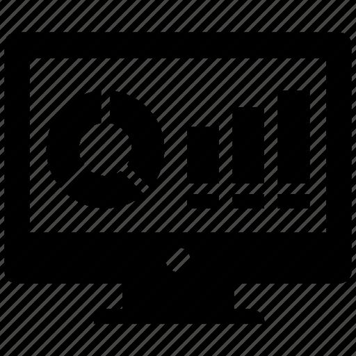 analytics, diagram, report icon
