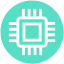 business, career, intelligence, chip, microchip, processor, smart icon