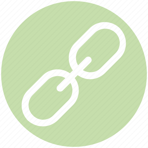 business, chain, link, locked, share, url icon