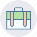 bag, briefcase, business, office bag, portfolio, suitcase icon