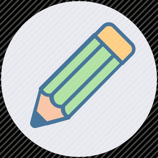 draw, edit, office, pen, pencil, write icon