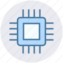 business, career, chip, intelligence, microchip, processor, smart icon
