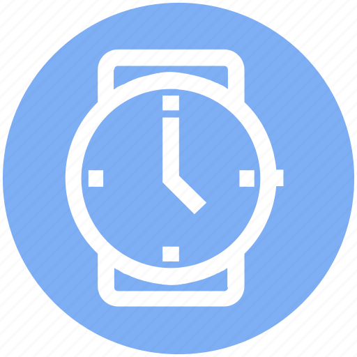 clock, hand, hand watch, time, watch, wrist watch icon