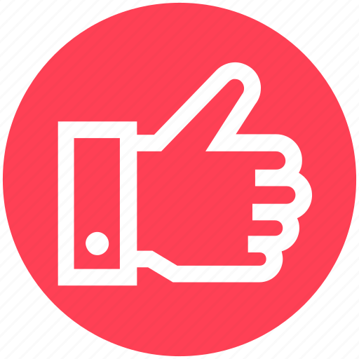 Hand, like, thumb, thumbs up, up, vote icon - Download on Iconfinder