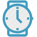 clock, hand, hand watch, time, watch, wrist watch icon