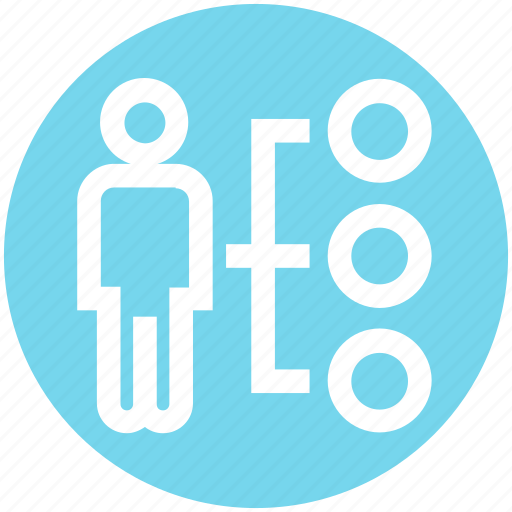 business, connection, internet, network, sharing, user icon