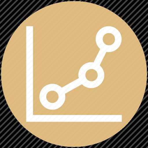 analytics, chart, diagram, graph, grid, statistics, stats icon