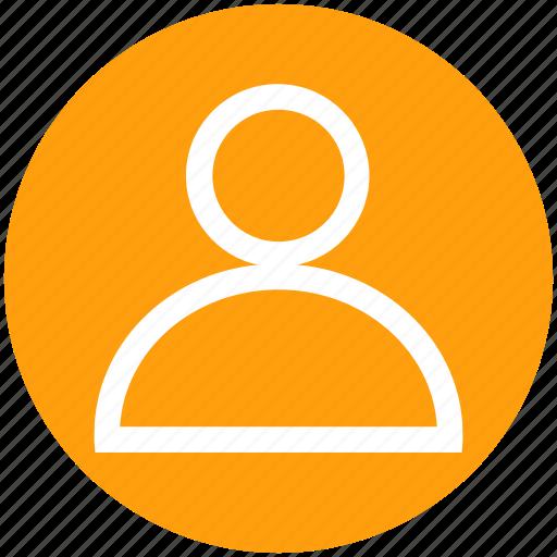 avatar, businessman, male, people, person, profile, user icon
