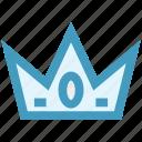 crown, headwear, kingdom, prince, queen, royal icon