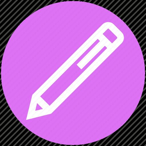 draw, edit, graphic, pen, pencil, write icon