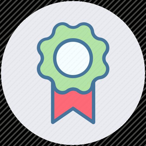 achievement, award, badge, business, medal, winner icon