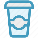 beverage, coffee, coffee cup, drink, glass, paper, water