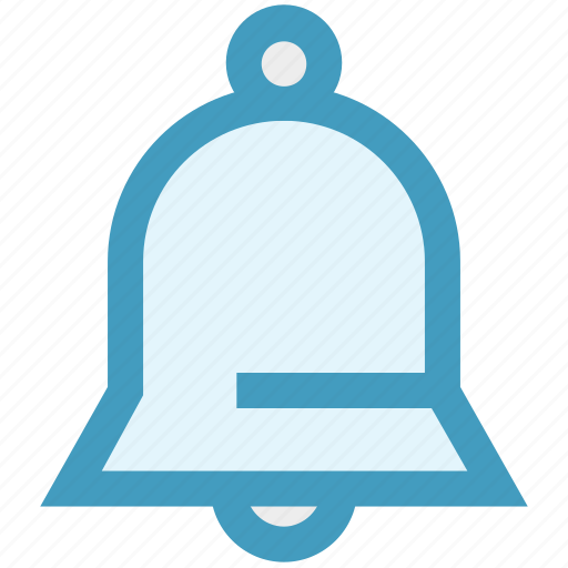 alarm, alert, attention, bell, notification, office, ring icon