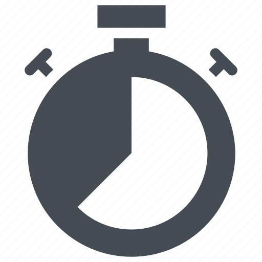 chronometer, dollar, stopwatch, time counter, timekeeper icon