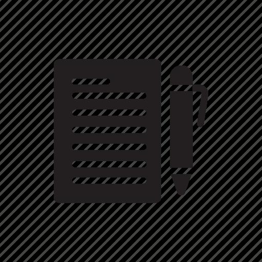 data, document, extension, file, folder, pen icon