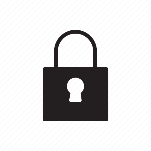 bussniess, lock, password, protection, security, shield icon