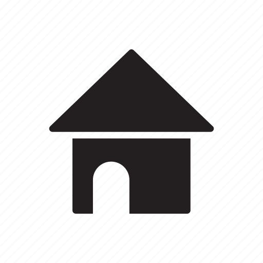 building, business, construction, home, house, office icon