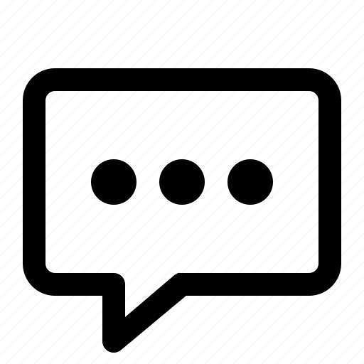 business, chat, comunication icon