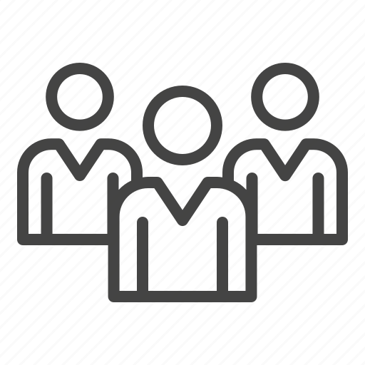 customers, group, people, team, user icon