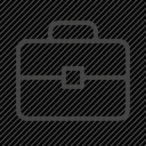 bag, briefcase, business, case, documents, office, portfolio icon