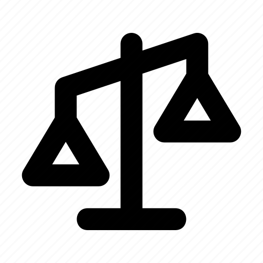 Business, finance, judge, law, scale icon - Download on Iconfinder