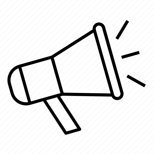 Business, finance, noise, promotion, speaker icon - Download on Iconfinder