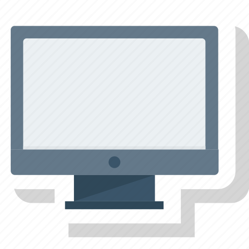 computer, desktop, mac, monitor icon icon