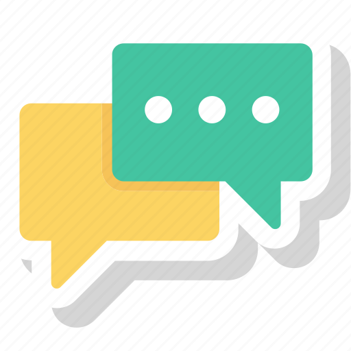 advice, chat, communication, conversation, customer, help, support icon icon