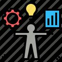 creative, design, plan, project, scheme, tool, work icon
