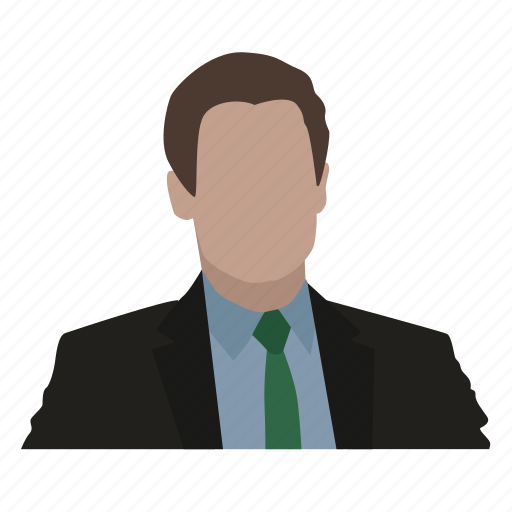 lawyer, man, notary, partner, person, sales manager, user icon
