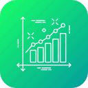 analytics, analyze, officewark, preparation, presentation, project, wark icon