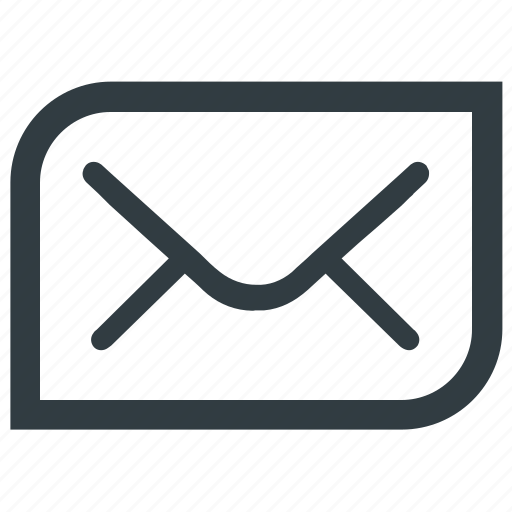 email, envelope, inbox, letter, mail, message, notification icon