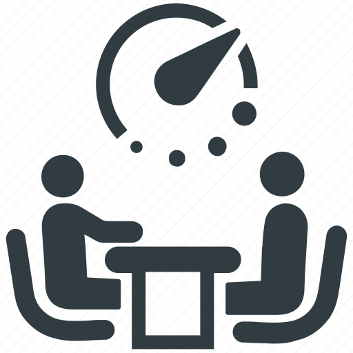 business, discussion, meeting, meetings, teamwork icon