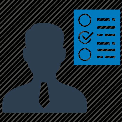 audit test, business, checklist, performance checklist, tasks checklist icon
