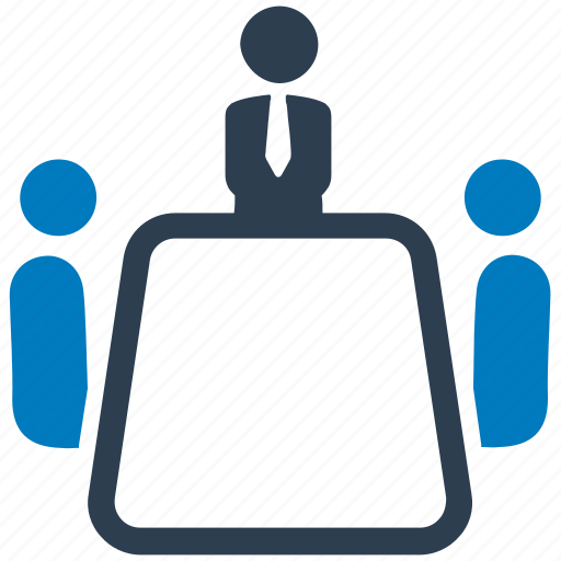 business meeting, businessmen, conference, discussion, meeting icon
