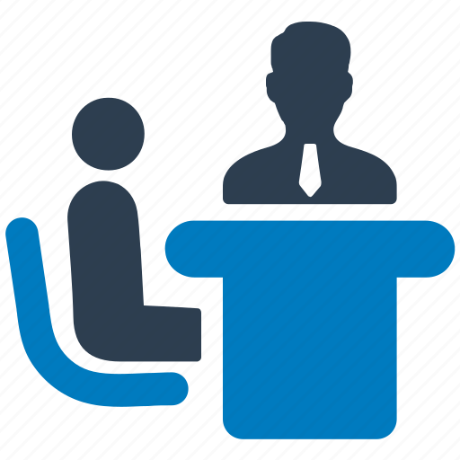 business meeting, job interview, legal assistance, meeting, recruitment, teamwork icon