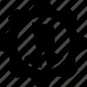 account, avatar, business, man, person, profile, settings icon