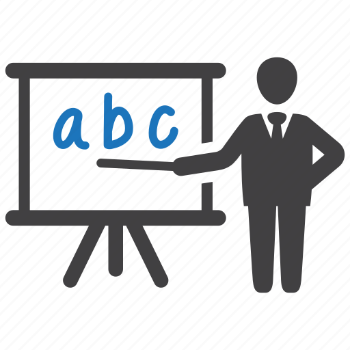 Academic, education, school, teacher, teaching icon - Download on Iconfinder
