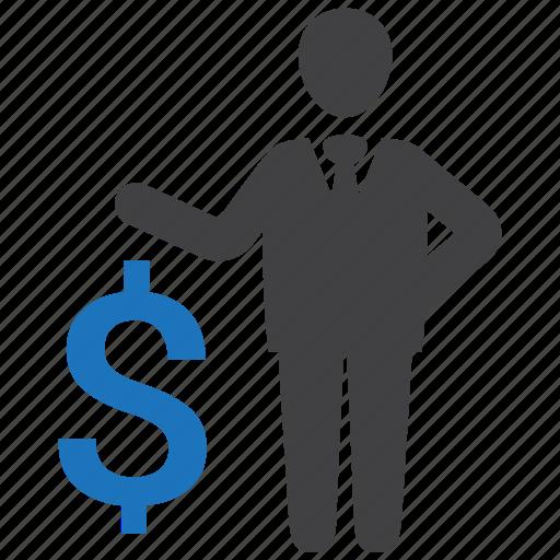 business, finance, investment, money, profit, revenue icon