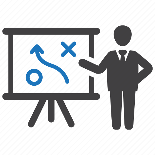 business, plan, planning, solution, strategy icon