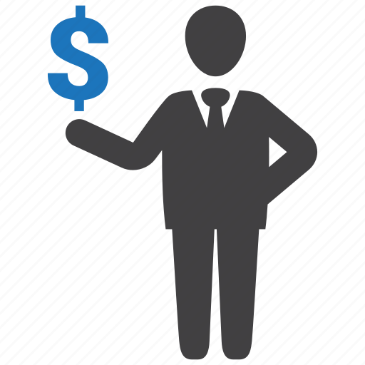 business, finance, financial, investment, money, profit icon