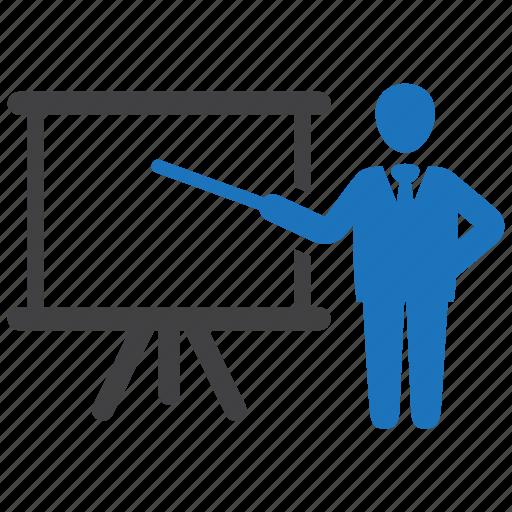 education, teacher, teaching icon