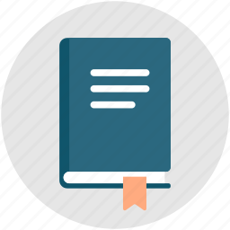 book, business, guidelines, handbook, manual, qa icon
