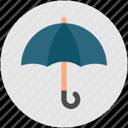 business, insurance, protection, rain, umbrella icon