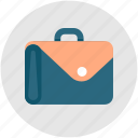 brief, briefcase, business, case, portfolio, suitcase icon