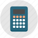 banking, calculator, currency, efficiency, finance, productivity icon