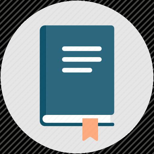 Guidelines, manual, book, handbook icon