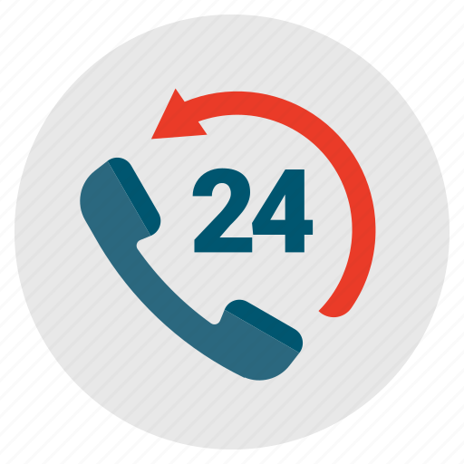 advice, help, hour, productivity, support, telephone icon