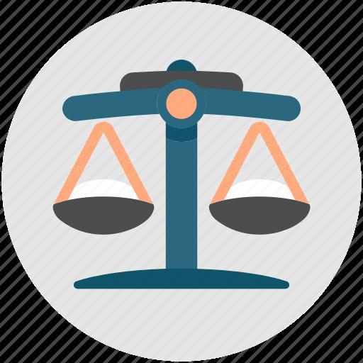 business, court, judge, judgement, law, trial icon